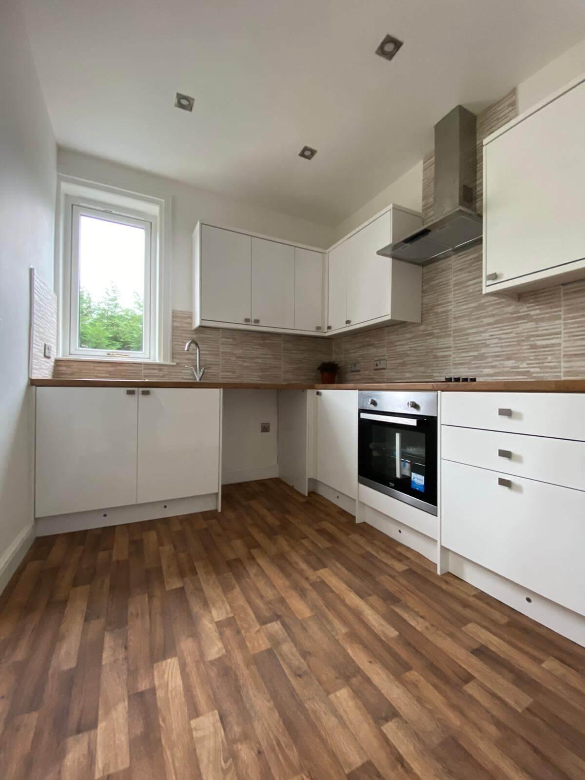 kitchen installation Glasgow