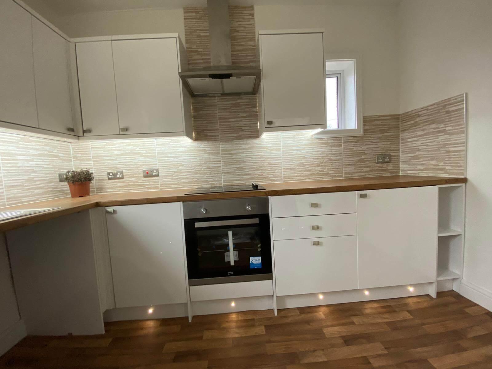 fitted kitchen glasgow