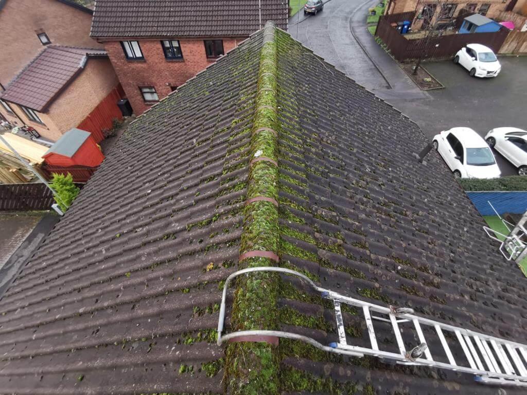 roof before renovation services, Glasgow, FIX LTD