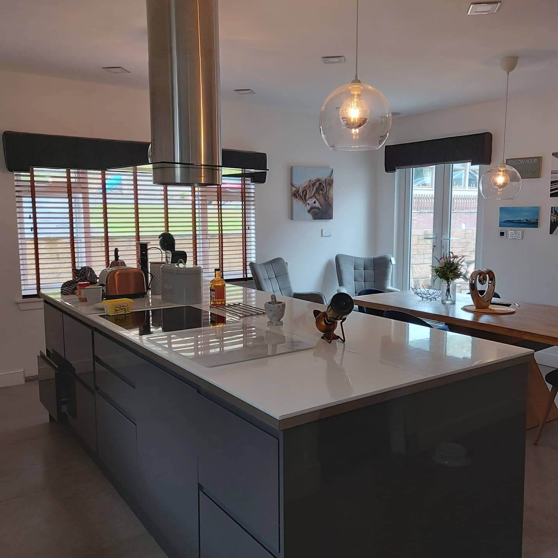 remodel garage into apartment Glasgow