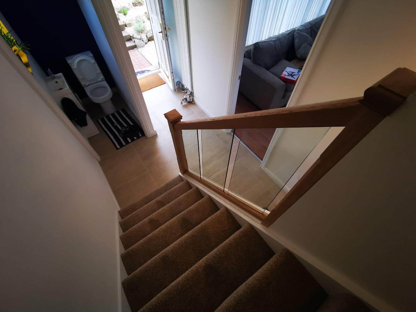 home renovation effect in Glasgow