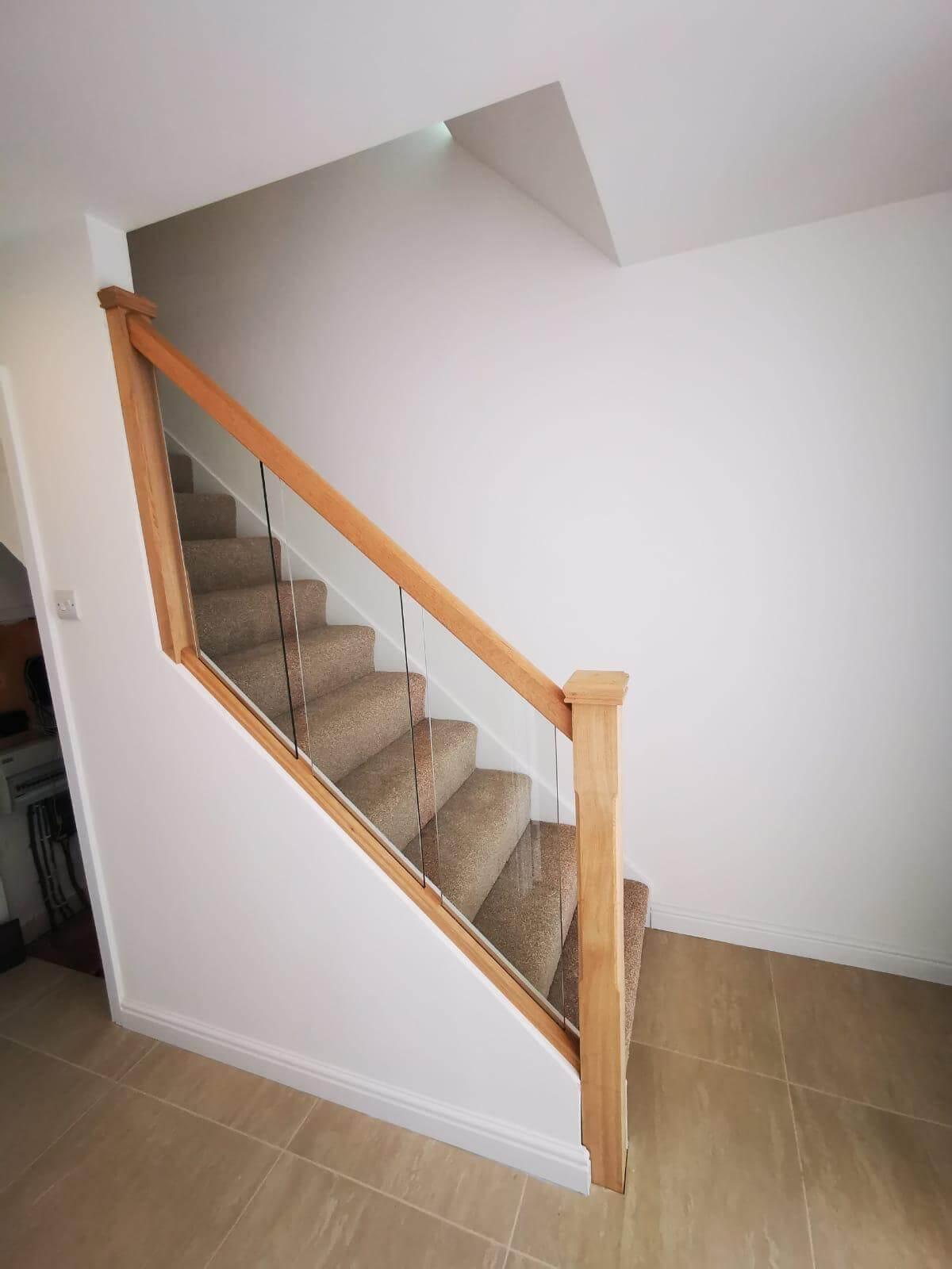 ground floor renovation by company FIX LTD Glasgow